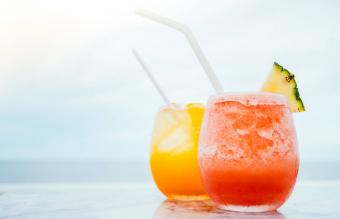 Caribbean Rum Punch: Recipes With Island-Inspired Flavor