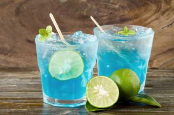 11 Blue Curaçao Cocktails From Beachy to Elegant