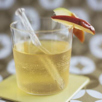 Sweet and Sour Caramel Appletini