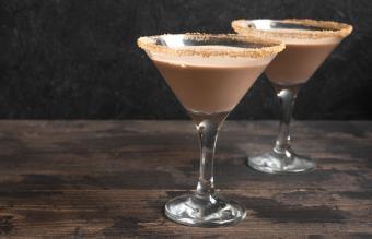 Butterscotch Martini