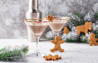 Christmas Cookie Shot