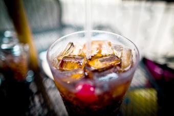 Adult Cherry Coke