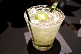 Cucumber Jalapeno Cocktail