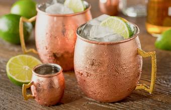 Mexican Moscow Mule