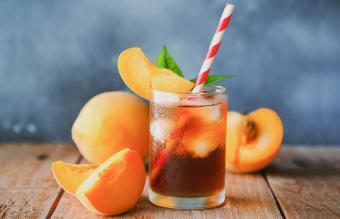 Maple Peach Mule