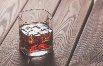 Black Russian With Rum
