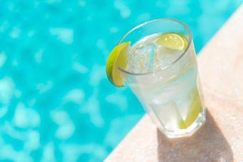 Pineapple Gin Tonic