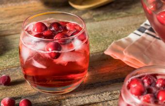 Sparkling Cran-Grape Punch