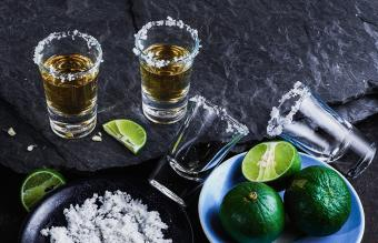 10 Tequila Shots That Make an Impression
