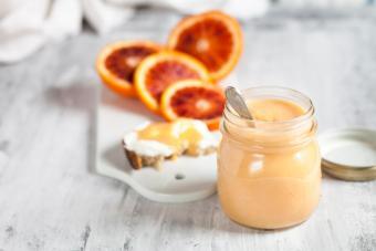 Creamsicle Pudding Shot