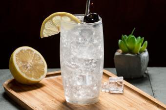Rum Collins