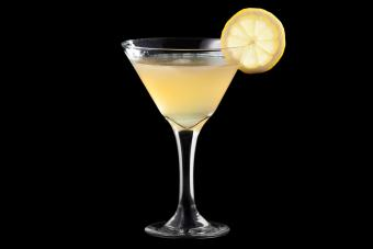 Nectar of the Gods Martini