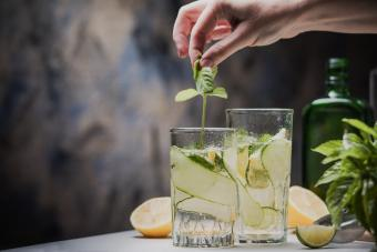 Basil Cocktail Recipes With Delicious Depth