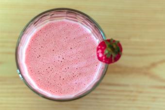 Strawberry Twizzler Shot