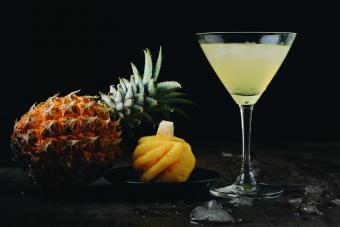 Pineapple Martini Recipes That Will Take You to Paradise