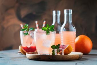Vodka Grapefruit Sour