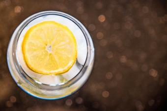 Anise Vodka Tonic