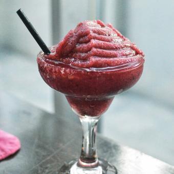 Frozen Cran-Raspberry Rita