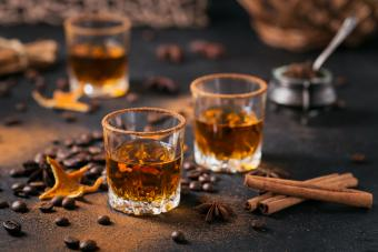 Spiced Coffee Rum