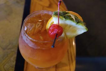 Tropical Spiced Rum