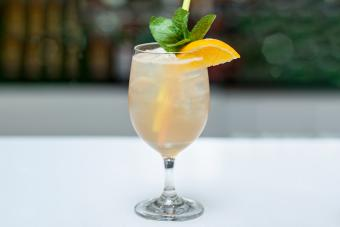 Double the Citrus Martini