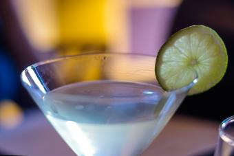 Legends Lemon Drop Martini