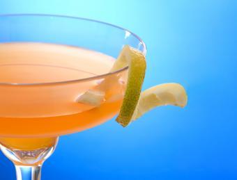 L.A. Drop Martini