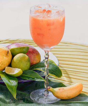 Mango Strawberry Daiquiri
