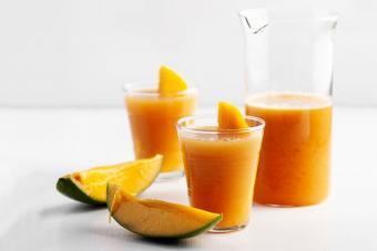 Mango Daiquiri Mocktail