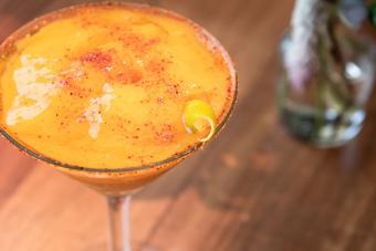 Spicy Mango Daiquiri