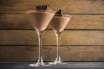 Gin-credible Chocolate Martini