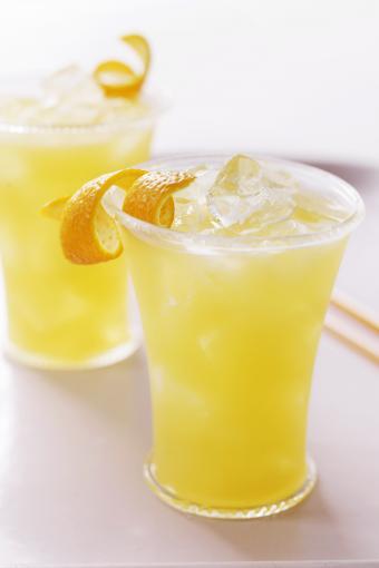 Mango Drop Cocktail