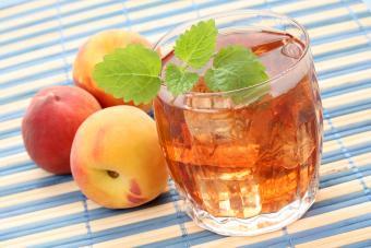 Georgia Peach Long Island Iced Tea