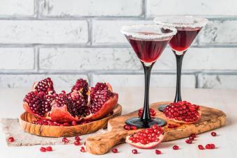 How to Make a Pomegranate Martini Like a Pro