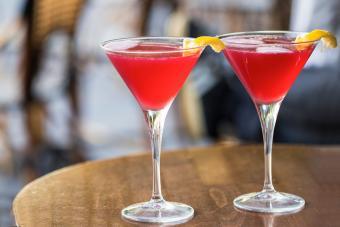 Swing Club Martini