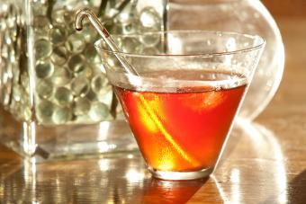 Spring Morning Martini