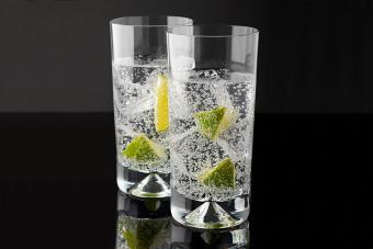 Lime Vodka Soda
