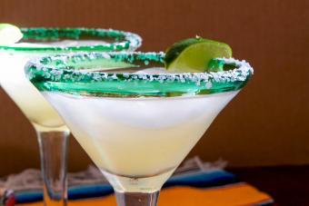 Mezcal Mexican Martini