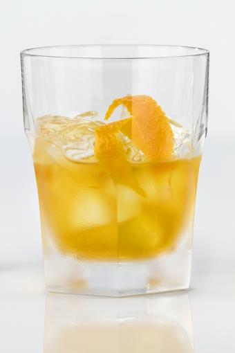 Mezcalita Cocktail