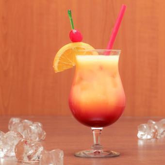 Frozen Tropical Rum Runner