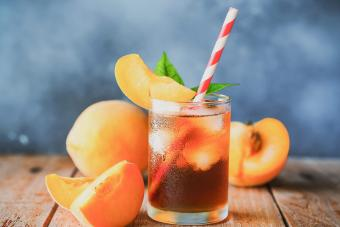 Peach Rum Runner