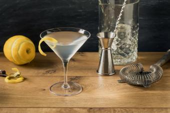 Vesper Martini Recipes as Suave as James Bond Himself