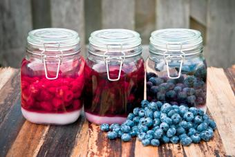 Berry Flavored Vodkas
