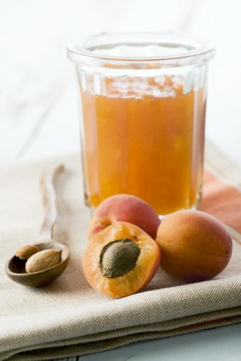 Apricots drink