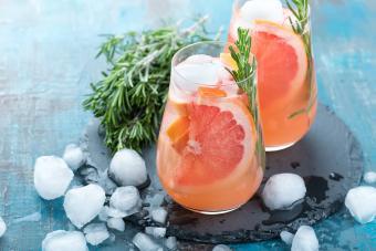 Rosemary Grapefruit