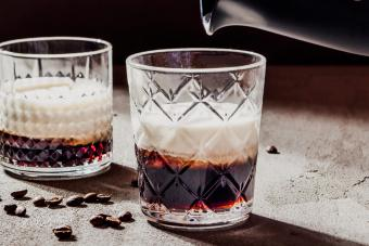 Nutty White Russian