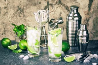 Gin Rickey Recipe: A Tall Glass of a Timeless Taste