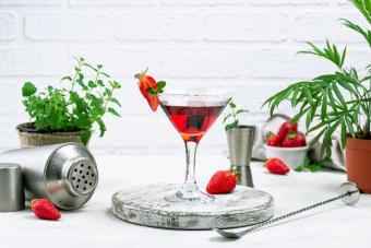 13 Strawberry Martinis: The Sweetest Cocktail Combination