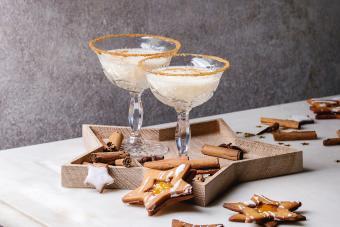 Christmas Cookie Martini