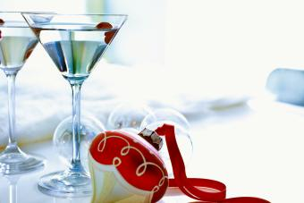 Red-Nosed Martini